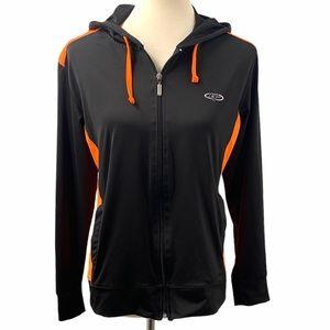 Game Time Performance Active Zip Front Hoodie